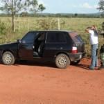 extrangeiros tentam entrar ilegalmente pela fronteira