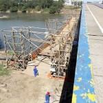 pontes e viaduto nos rios Cuiabá e Coxipó