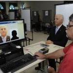 Lucas se prepara para revisão biométrica eleitoral