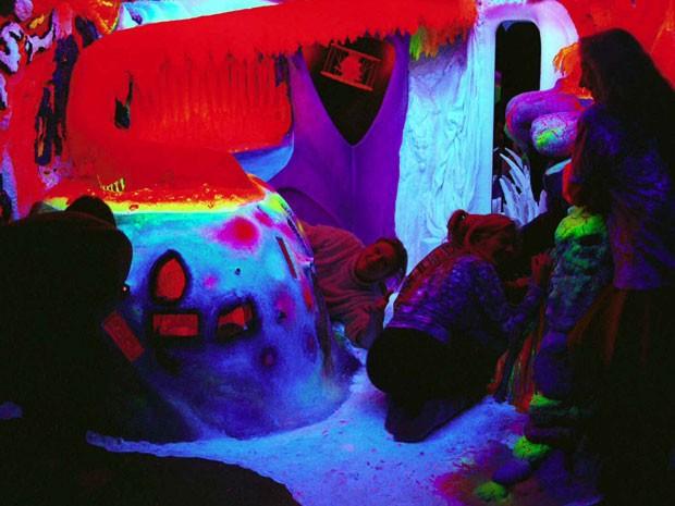 Museu da fluorescência