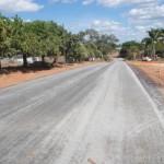 Pavimentação na perimetral de Alta Floresta estão quase concluídas