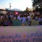 palavrões são proibidos em manifestações