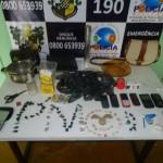 Altaflorestense é preso em Nova Bandeirantes acusado de tráfico