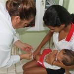 Vacinação Carlinda