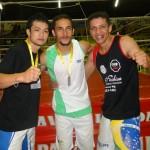 Kickiboxing conquista 7 ouro e 3 prata no Brasileiro de Artes Marciais