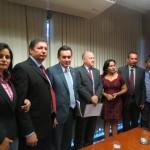 Prefeito de Paranaíta faz reivindicações em viagem à Brasília (2)