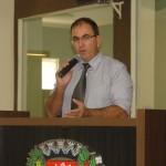 Vereador diz que CHTP está dando um 'toco' nos municípios sobre obras de compensação