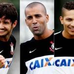 Emerson, Pato e Guerreiro
