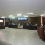 Sessão da Câmara, vereadores das base mostram trabalhos que estão sendo feitos pela Administração