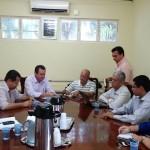 Reitor do IFMT visita Alta Floresta e firma parceria para início das atividades até que obra da sede fique pronta