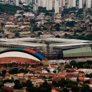 Menor sede da Copa, Cuiabá vira motivo de orgulho e agrada turistas