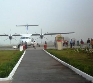 Aeroporto alta floresta
