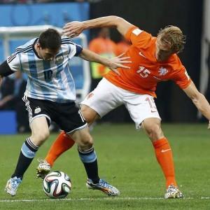 Nos pênaltis, Argentina bate Holanda e vai enfrentar a Alemanha na grande final da Copa 2014