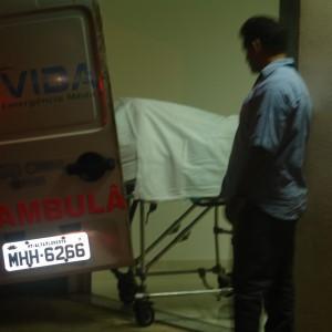 Homem é baleado no Cidade Alta após desentendimento com desconhecido