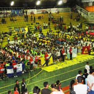 Três mil adolescentes vão disputar vaga para campeonato nacional