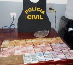 Polícia Civil prende traficante em Alta Floresta