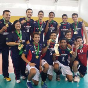 Mato Grosso é campeão infanto-juvenil de vôlei