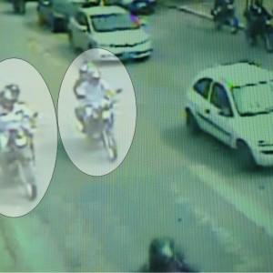 Office Boy de farmácia é assaltado, em plena luz do dia e bandidos levam 35 mil reais