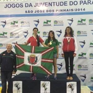 Altaflorestense é ouro nos Jogos da Juventude