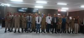 Corpo de Bombeiros é homenageado com Moção de Aplausos  no Legislativo