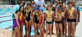 Festival de Natação movimenta piscina do Complexo Esportivo de Alta Floresta