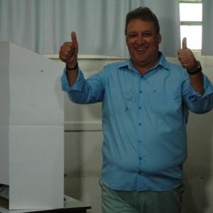 Todos os candidatos já votaram em Alta Floresta