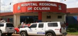 Em Colíder médicos em greve informam ao MP que podem paralisar 100% dos atendimentos