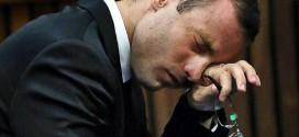 Sentença Pistorius fica detido por não ter como usar pulseira eletrónica