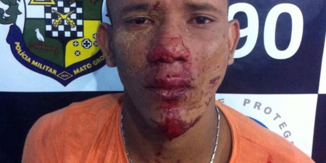 Assaltante que fez vários assaltos em AF é preso em Bandeirantes