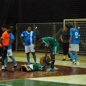 Começam hoje as quartas de finais da Copa Sesc de Futsal