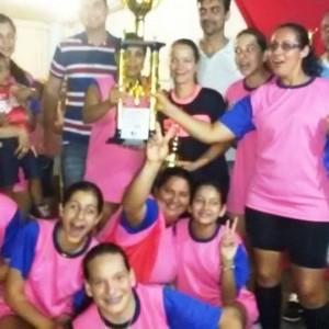 Copa União em Paranaita