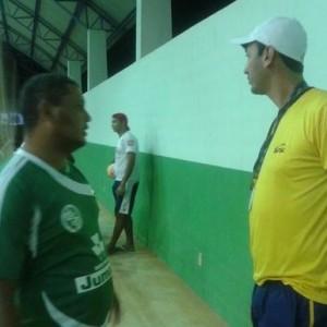 Mais uma noite de muitos gols na Copa Sesc de Futsal