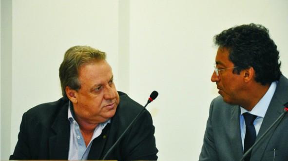 RECONHECIMENTO  Como membro da Comissão de Saúde da AL, Romoaldo aponta soluções para o setor