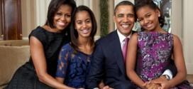 Queniano oferece gado a Obama em troca da mão de sua filha Malia