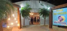 Estande da Prefeitura de Alta Floresta na 29ª Expoalta conta com 30 expositores