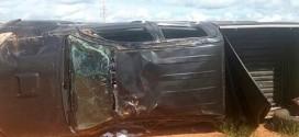 Prefeito de município do Nortão se envolve em acidente na BR-163