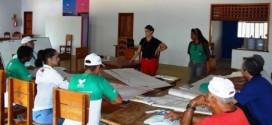 Pescadores participam de curso sobre associativismo