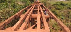 Prefeitura de Alta Floresta e setor produtivo unem forças para recuperar ponte na MT 325