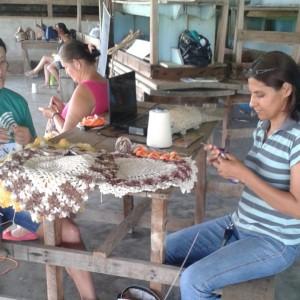 Capacitação beneficia mulheres da Comunidade São Pedro em Paranaíta