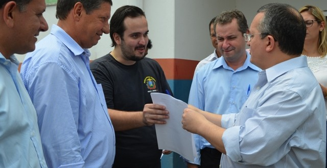 320 dias depois de assumir, Taques vem à Alta Floresta e agradece os 15.297 votos que teve nas eleições