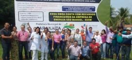 Prefeito lança obra de ampliação e reforma do Hospital Municipal