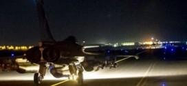 França responde a ataques e bombardeia bases do Estado Islâmico na Síria
