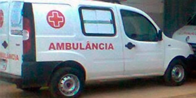 À caminho: Paciente de Terra Nova, com suspeita de dengue hemorrágica é encaminhado à Tangará da Serra