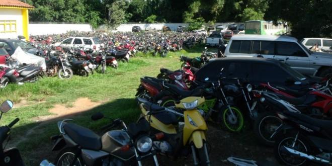 Alta Floresta tem mais de 15 mil veículos irregulares