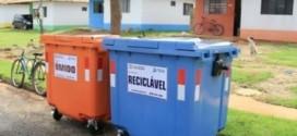 A coleta de resíduos em Lucas do Rio Verde agora é 100% mecanizada