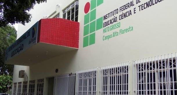 IFMT abre mais de 100 vagas para cursos em Alta Floresta e Paranaíta