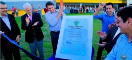 Taques libera R$ 5 milhões para pavimentação em Nova Mutum