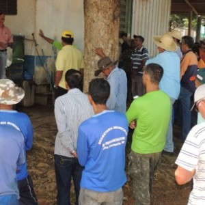 Comitiva do Bem pede a colaboração dos funcionários da SINFRA (2)