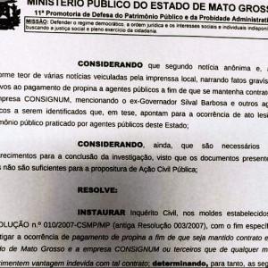 Zaque vai investigar suposto pagamento de propina a Paulo Taques