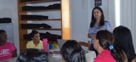 Paranaíta: SMAS inicia ações pró direitos da mulher e fortalecimento familiar